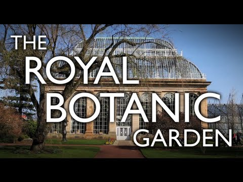 THE ROYAL BOTANICAL GARDEN EDINBURGH