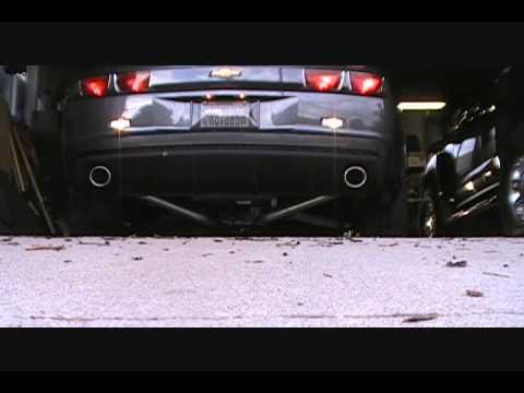 2010 Camaro 2LT V6 Aero Turbine Exhaust