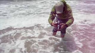 Californie, souvenir de tournage sur la plage