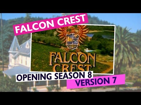 Falcon Crest  Theme Season 8 Version 7