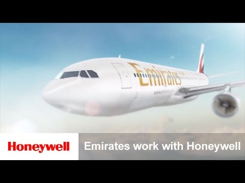 Emirates Work with Honeywell to Reduce Runway Incursions or Excursions   Aviation   Honeywell