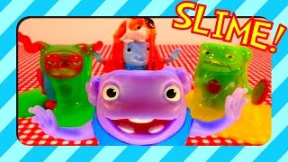 Mcdonalds Happy Meal Toys Home Movie Full In Slime! Home Happy Meal Mcdonalds Kids Toys In Slime!