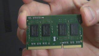 видео Оперативная память 4 гб ddr3 для ноутбука asus