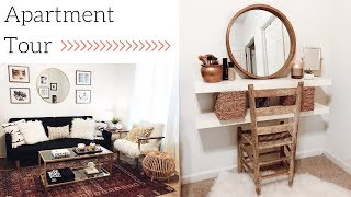 Apartment Tour // Small One Bedroom // Low Budget