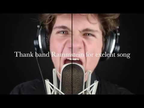 Rammstein - Mein herz brennt (Vocal cover)