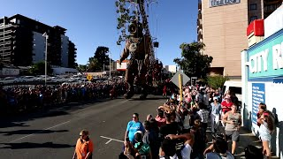 Giants Spectacular - Royal De Luxe, Perth International Art Festival 2015