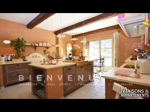 LE BAR-SUR-LOUP - MAISON A VENDRE - 1 450 000 € - 250 m² - 6 pièces