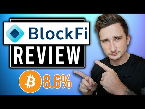 BlockFi Review [2020] Earn 8.6% COMPOUND INTEREST!