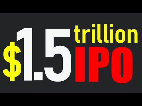 $1.5 TRILLION IPO I BIGGEST EVER IPO I SAUDI ARAMCO I 2019 I 2020
