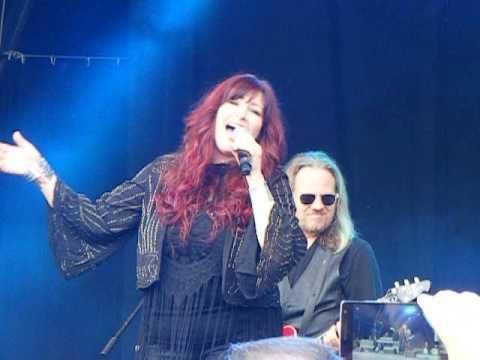 Tiffany Lets Rock Birmingham [clip] Radio Romance