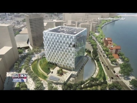 Fareed: New Home For U.S. Embassy In London