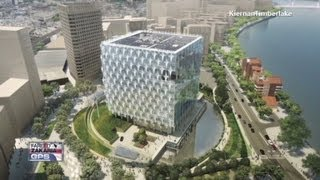 Last Look: New Home For U.s. Embassy In London