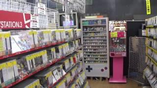 Gran Tienda de videojuegos Retro en Shikoku, Japón