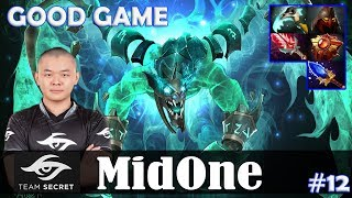 MidOne - Visage MID | Let Me Kill You | Dota 2 Pro MMR Gameplay #2