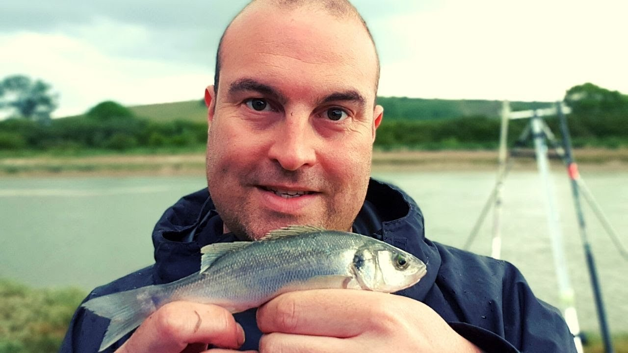 Freshwater Baits, For Saltwater Fish - River Adur | Jimmy Willis