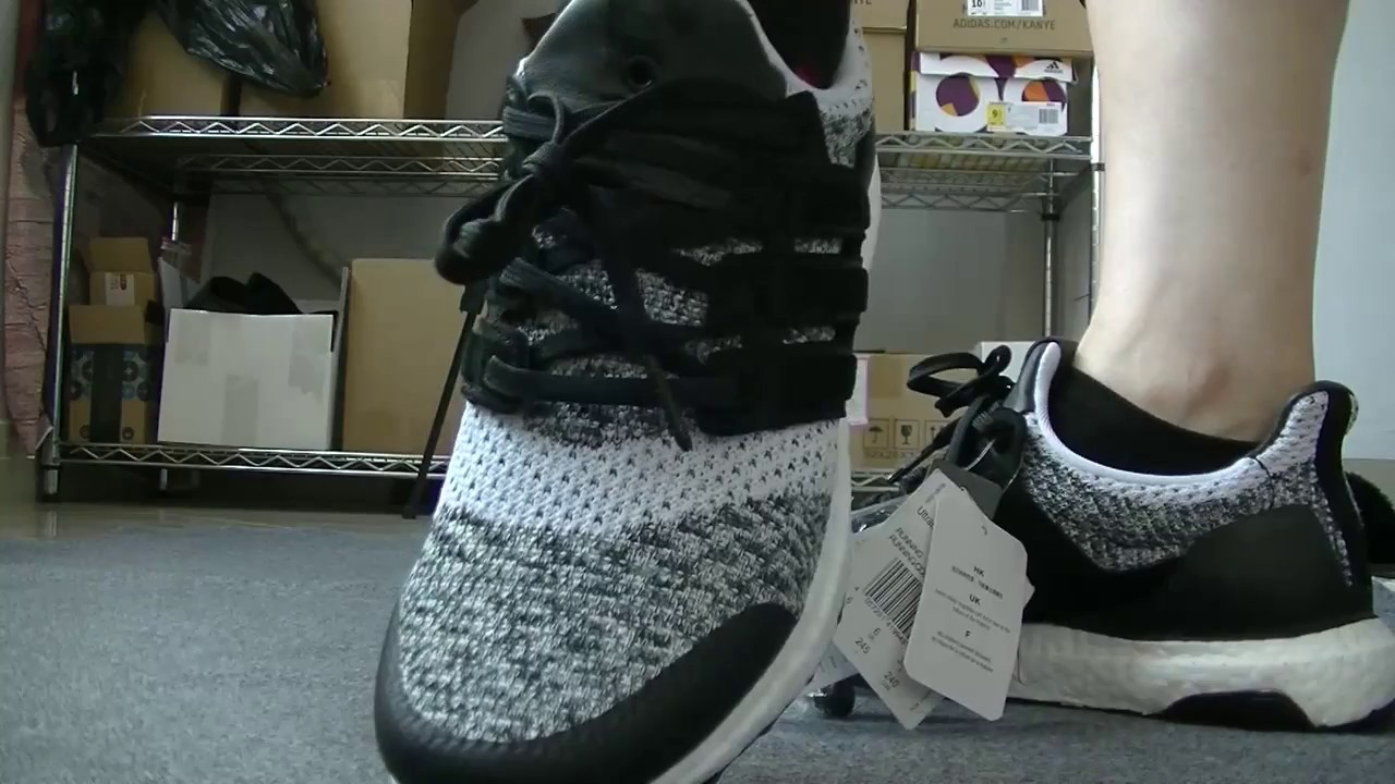 e241a31d0 Adidas x Sneakersnstuff SNS Ultra Boost On foot + Review From  sneakeronfire.us