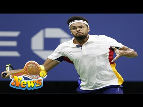 Jo-wilfried tsonga and pouille lead france in davis cup against serbia