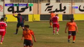 دورى dmc - مباراة بلدية المحلة VS المنصورة في الدوري الممتاز ب ( كاملة )