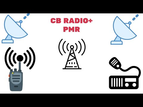 Cb Radio Mobile In The UK,  Channel 19 ON FM. Towards London