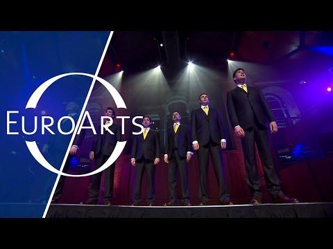 The King's Singers - Veni, veni Emmanuel (from their Christmas Repertoire / HD 1080p)