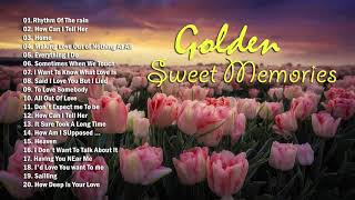 Golden Memories Love Songs 50's 60's 70's Greatest Hits,  Various Artists