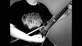 Original Technical Brutal Death Metal Guitar