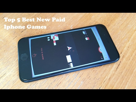 Top 5 Best New Paid Iphone / IOS Games February 2017 - Fliptroniks.com