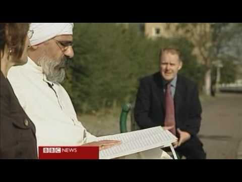 Ancient religion under threat - Sabian Mandaeans