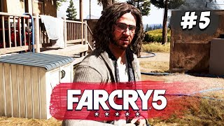СТРАННЫЙ ЛАРРИ ► Far Cry 5 #5