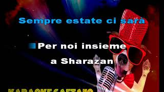 Al Bano & Romina Power Sharazan karaoke