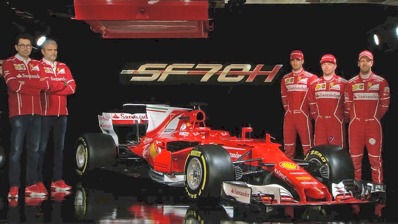 2017 ferrari formula 1 ferrari sf70h 2017 f1 season youtube. Black Bedroom Furniture Sets. Home Design Ideas