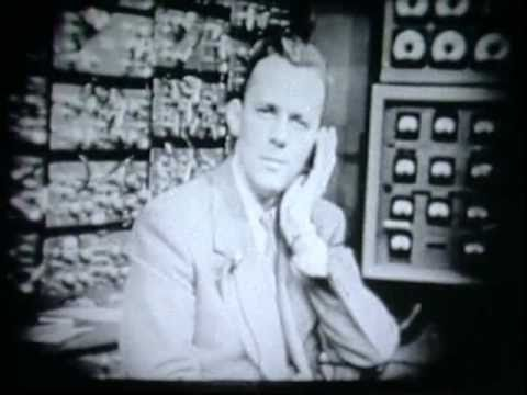 See It Now: Jay W. Forrester and the WHIRLWIND Computer - (1951)