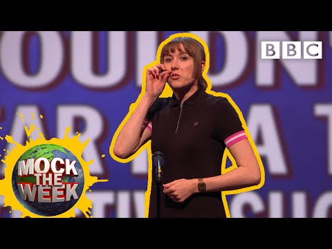 Lines You Wouldn't Hear in a TV Detective Show in Mock the Week - BBC