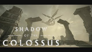 Shadow of the Colossus (PS4, 2018) -- recenzja grema