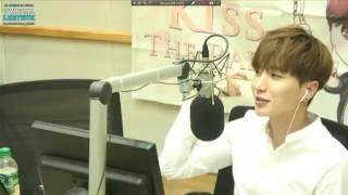 sukira super junior kiss the radio 20160823 full video 이특 빅스 bad quality