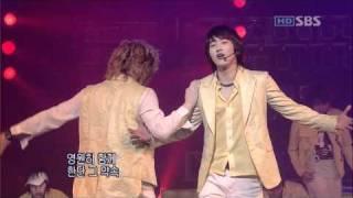 Super Junior Miracle Live At SBS 060423