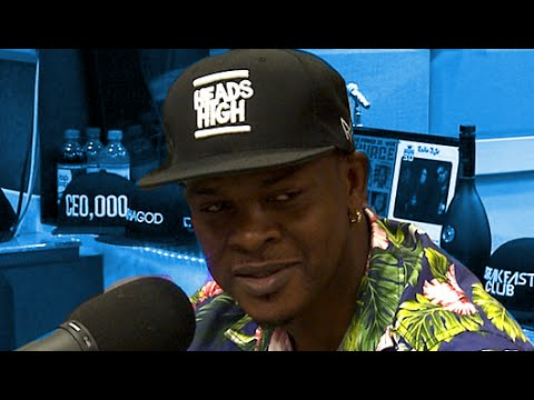 Mr. Vegas Interview at The Breakfast Club Power 105.1 (03/31/2016)