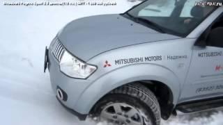 Mitsubishi Pajero Sport Митсубиси Паджеро Спорт Тест драив Anton Avtoman