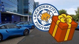 Le propriétaire de Leicester offre une voiture de luxe à tous ses joueurs !