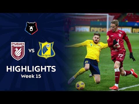 Rubin Kazan Rostov Goals And Highlights