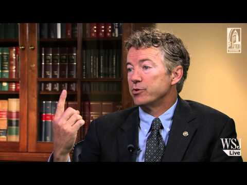 Senator Rand Paul discusses individualism, freedom, and national security on Uncommon Knowledge