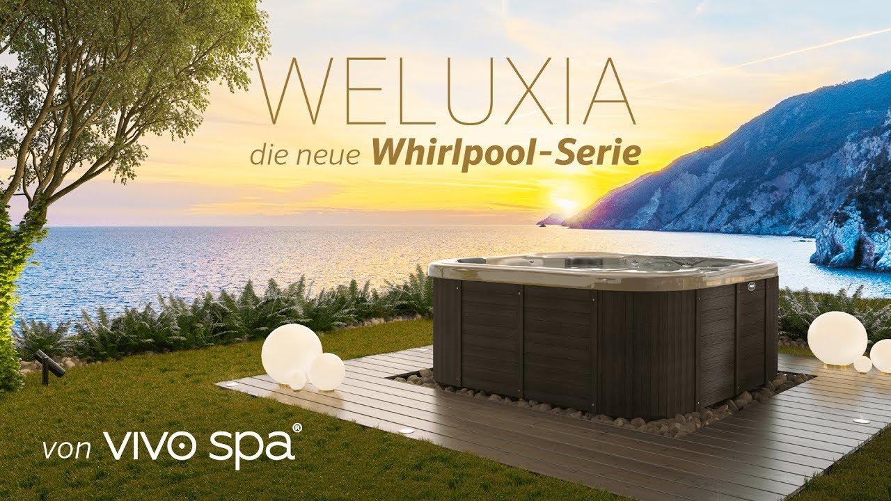 vivo spa® Outdoor Whirlpool - Wellness und Luxus für Ihr Zuhause ...