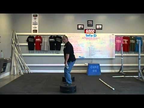 Sweep the Olympic lifts video-Don McCauley