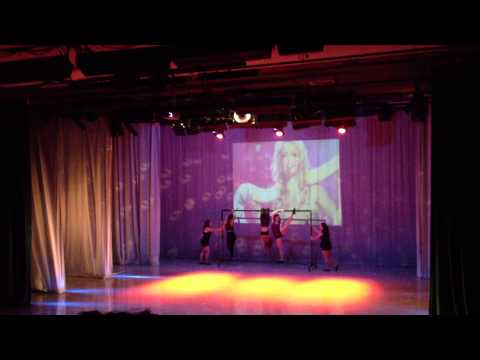 """GCC Dance Performance """"The Britney Experience"""" [HD]"""