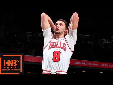 Brooklyn Nets vs Chicago Bulls Full Game Highlights | 02/08/2019 NBA Season