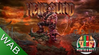 Hellbound Review - A new 90's style shooter (Video Game Video Review)