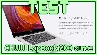 Un Bon PC Portable pour étudiant, à 200 euros [CHUWI LapBook 15,6