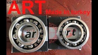 Vong bi Rulman ART, đạn rulman ART ,ART rulman bearing, rulman ART bearing, bac dan ART, vòng bi ART