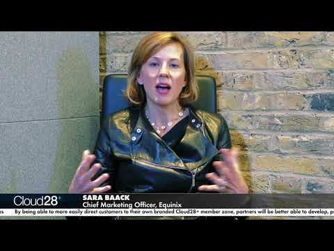 Sara BaacK - Equinix