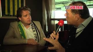 9 april -- ADO Skybox: Arjan Verburg (Hotel Mimosa)